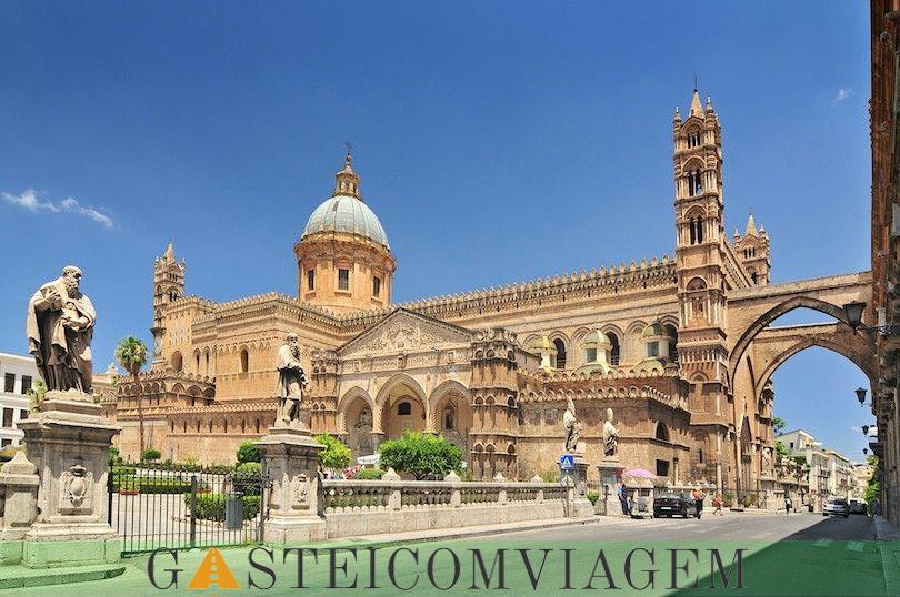 A catedral Palermo