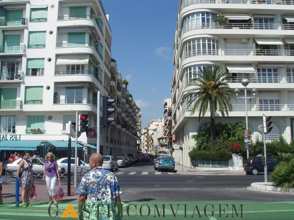 a estadia em Nice Gambetta