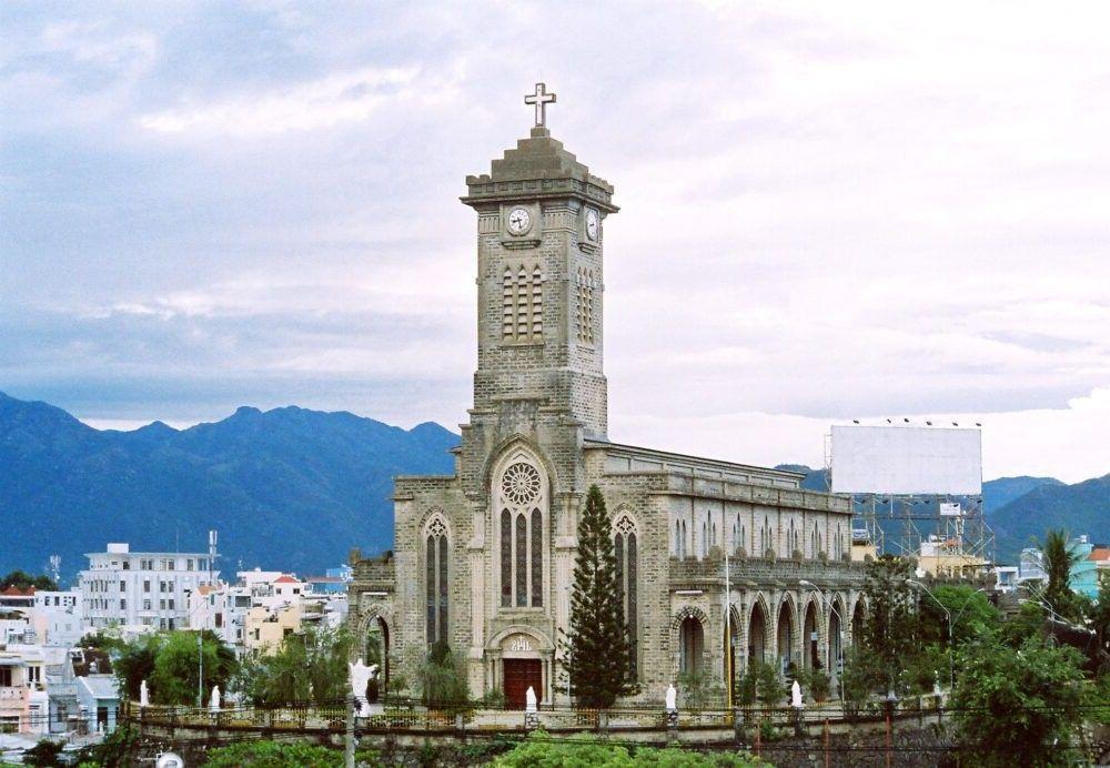 a fazer em Nha Tho Catedral Nui