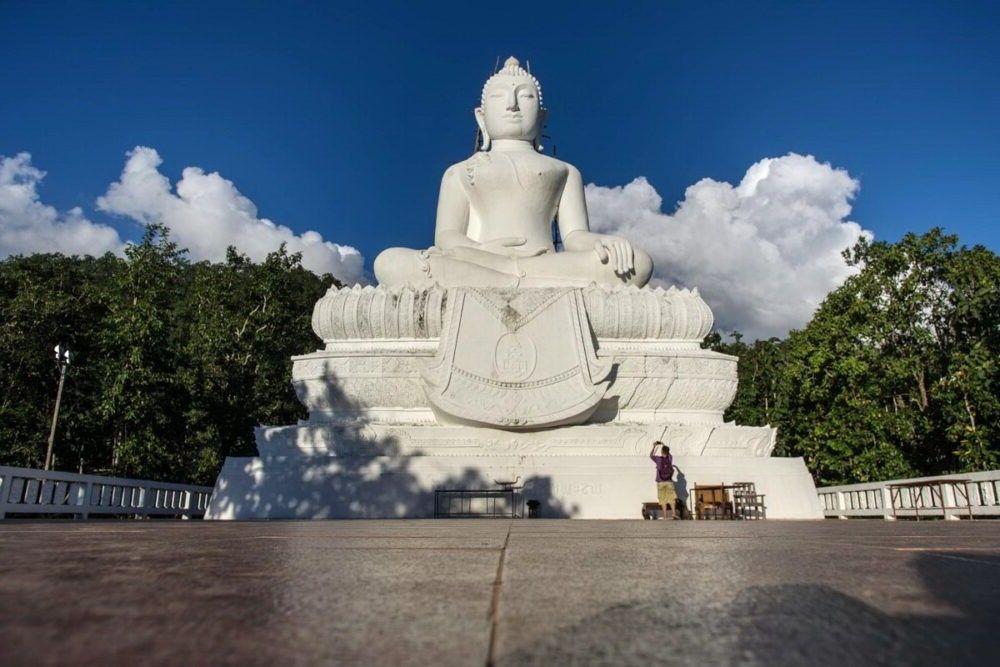 a fazer em Wat Phra That Mae Yen Tailândia