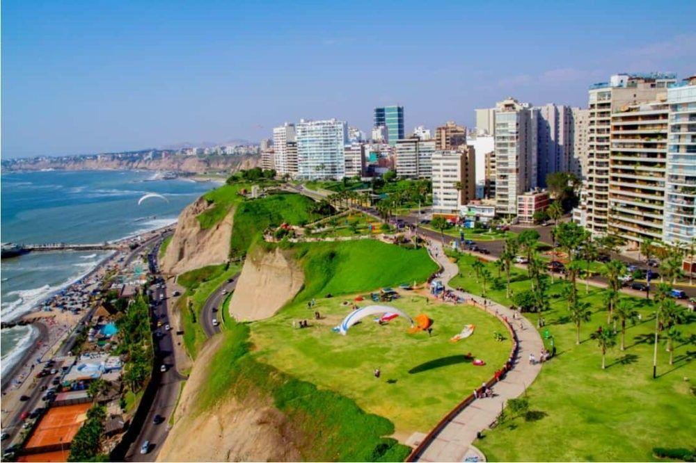 a grande atração Lima