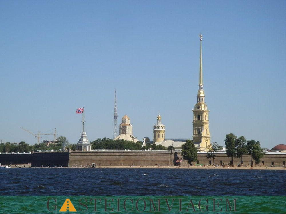 a Peter Paul Fortress