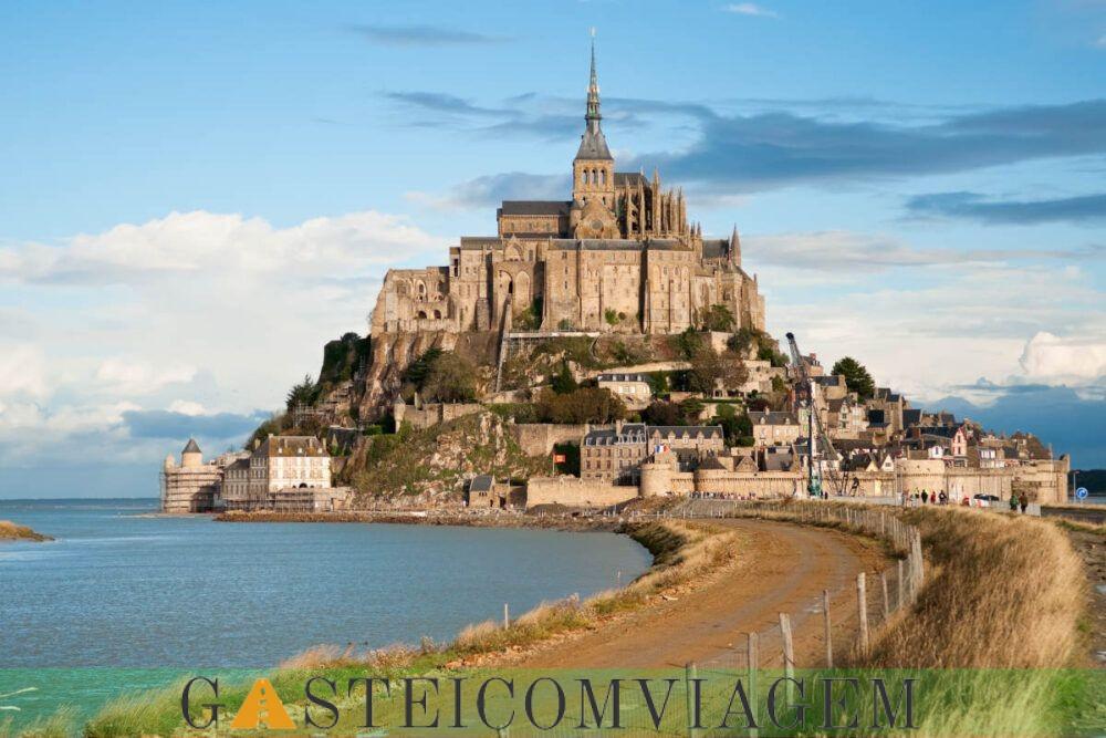abadia de Mont Saint Michel