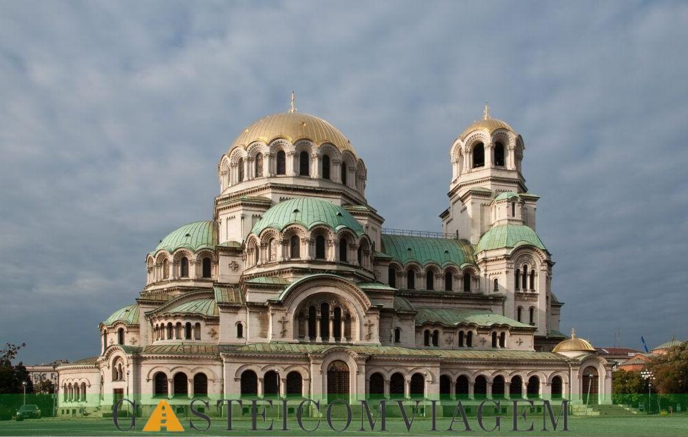 Alexander Nevsky Catedral