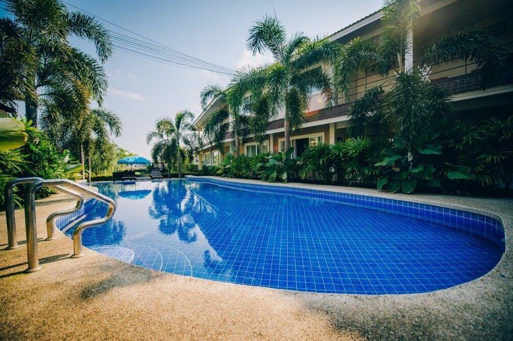 Alojamento em Good Times Resort