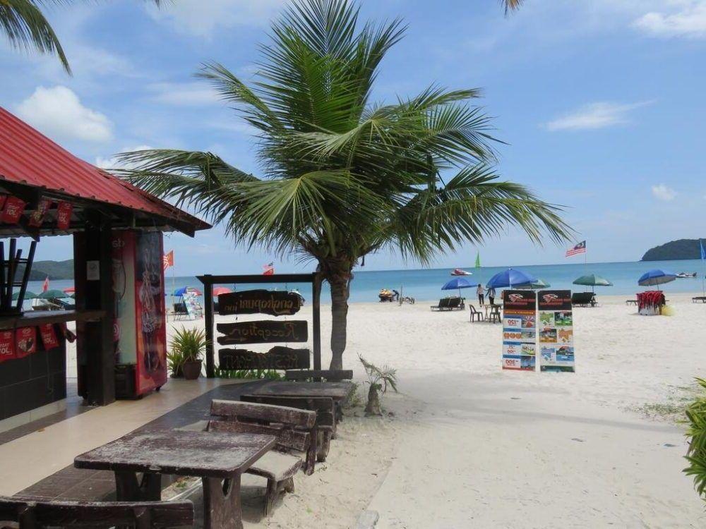Alojamento em Pantai Cenang Malásia