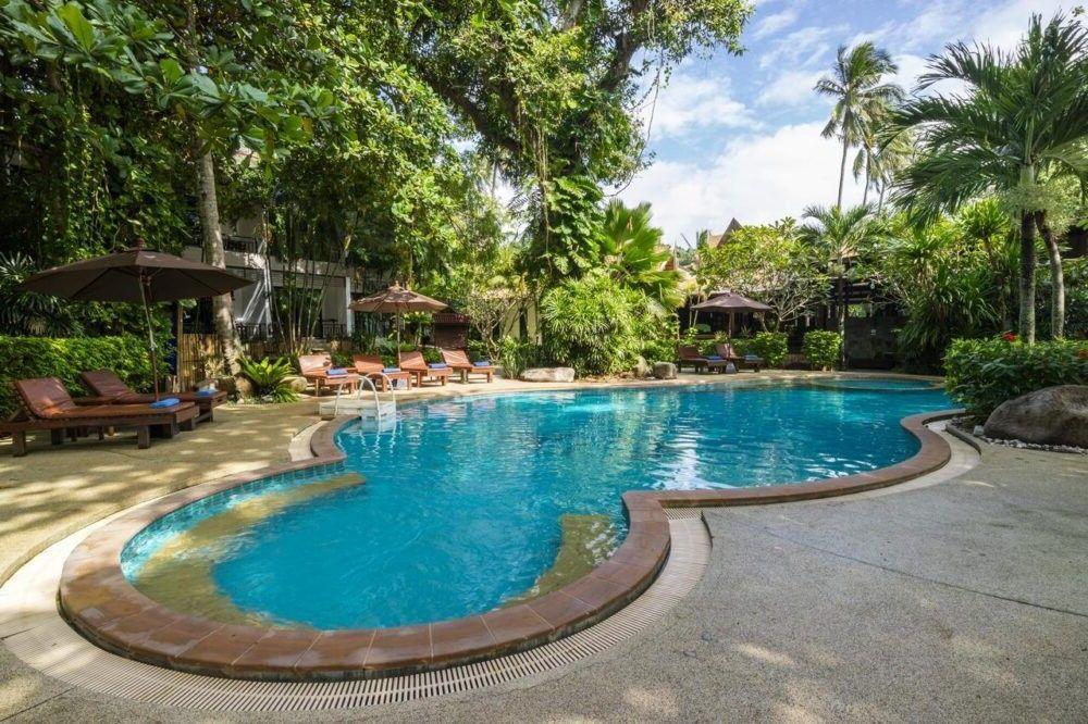 Alojamento em Sunrise Tropical Resort