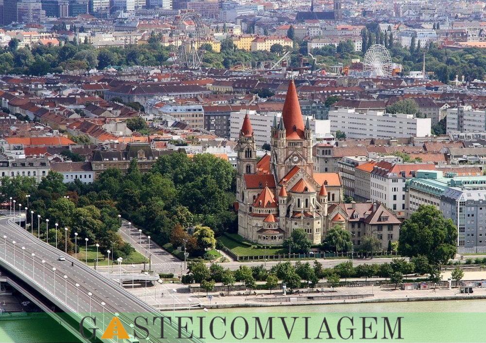 Alojamento Leopoldstadt Viena