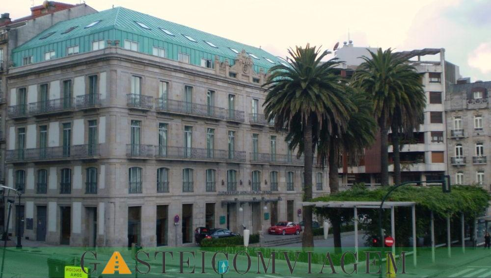 alojamento no Hotel Universal Espana