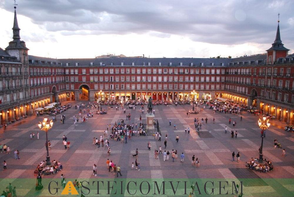 Alvo Plaza Mayor