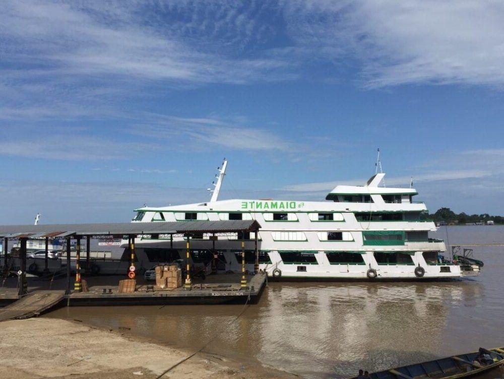 Amazon Boat Tour de Manaus