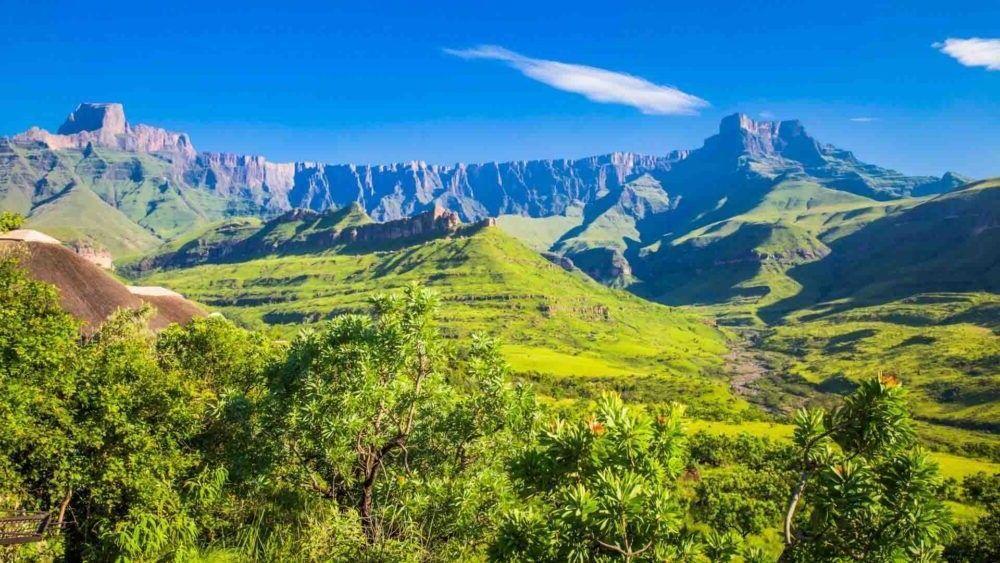Anfiteatro Drakensberg