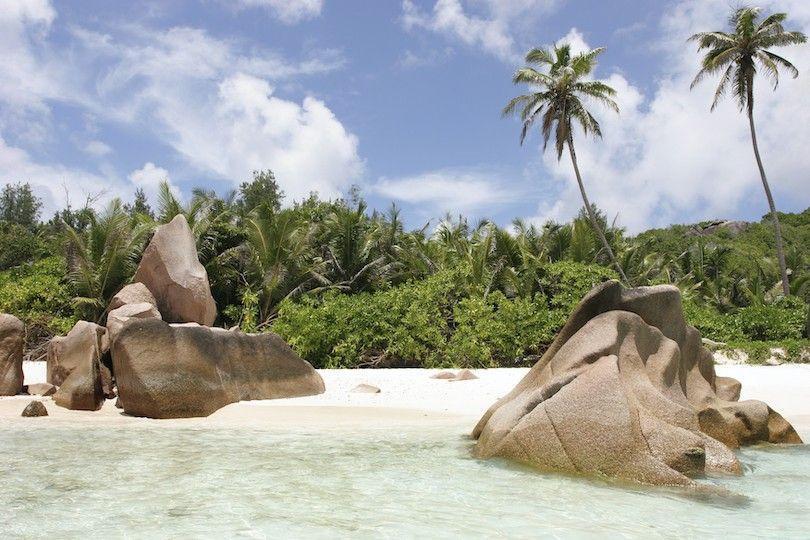 Anse Coco beach sc