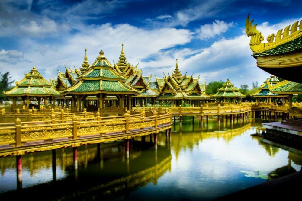 Antigua Destino Siam Bangkok
