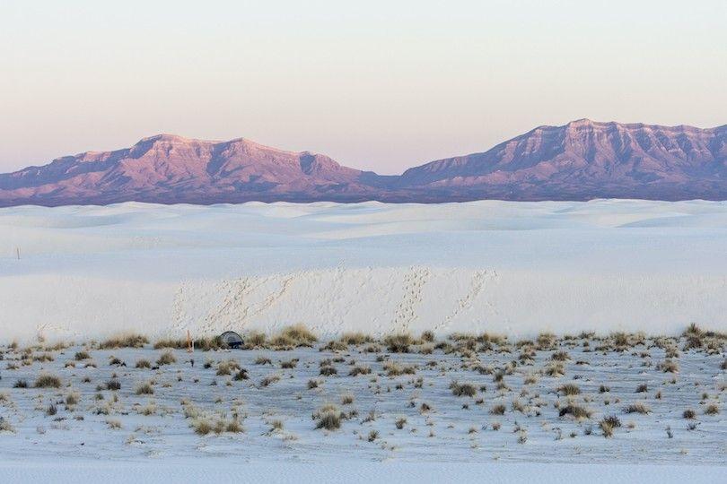 areias brancas nacional parque np