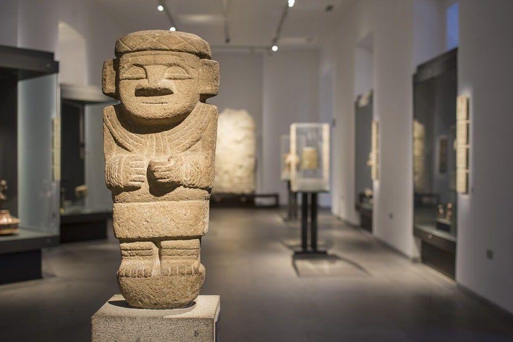 Art Museu Chileno de Pre-Columbian