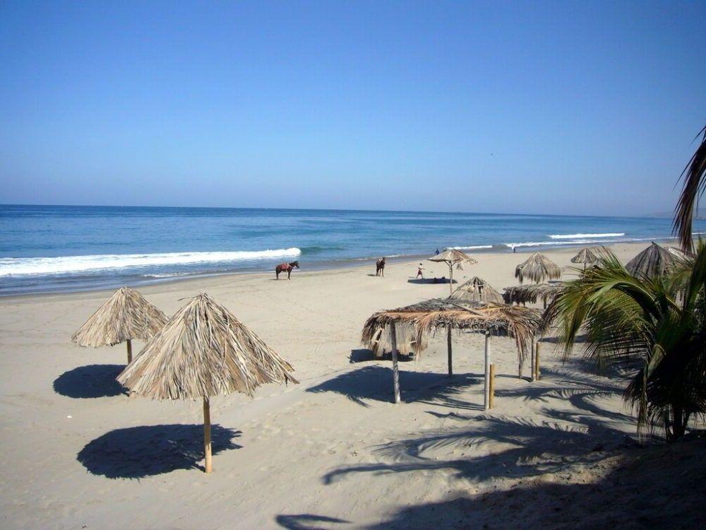 as praias do Peru Mancara
