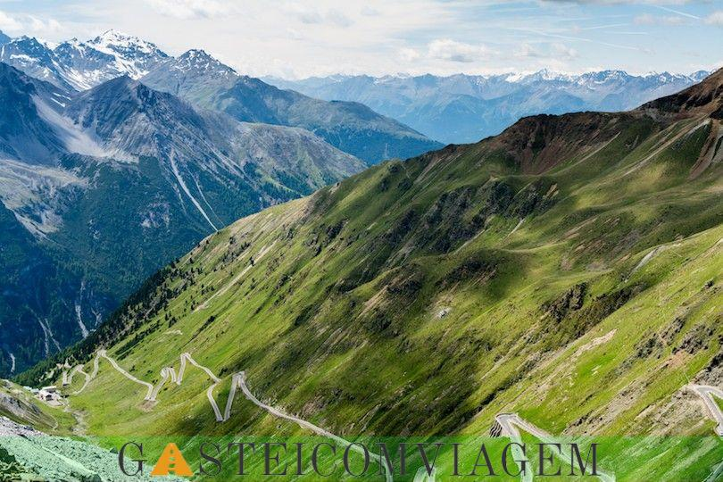Aspromonte - parque nacional de Stelvio