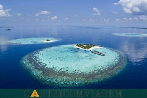 Atolls das Maldivas