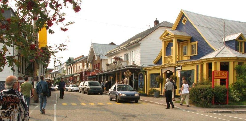 Baie-Saint Paul Quebec