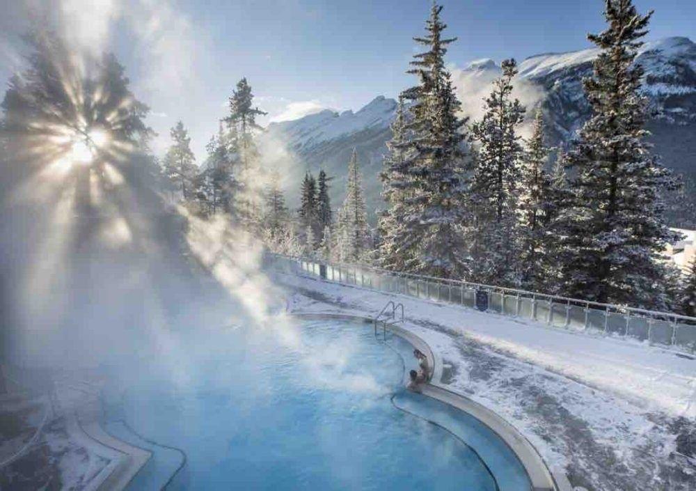 Banff superior Hot Springs