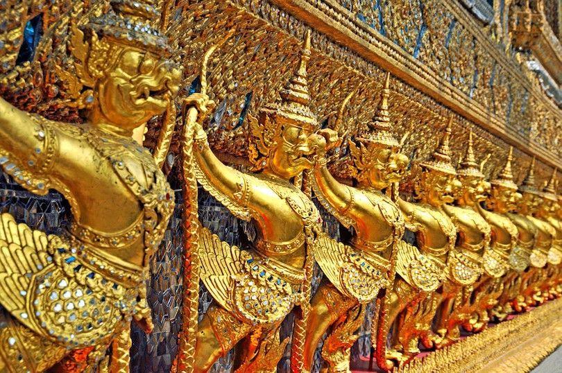 Bangkok para Singapura
