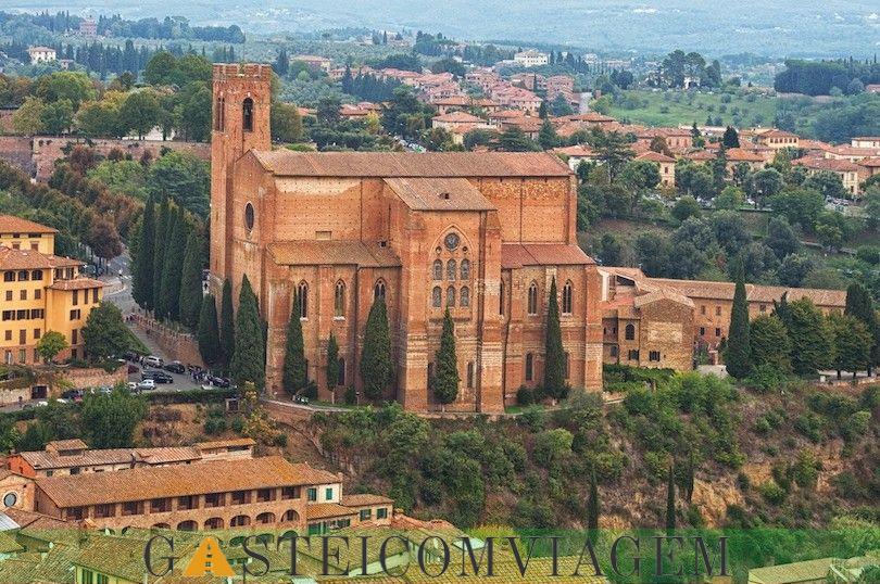 Basílica de San Domenico Siena