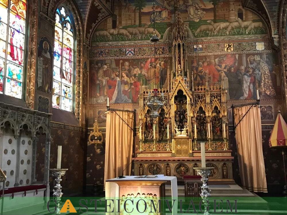 Basílica Holy Blood