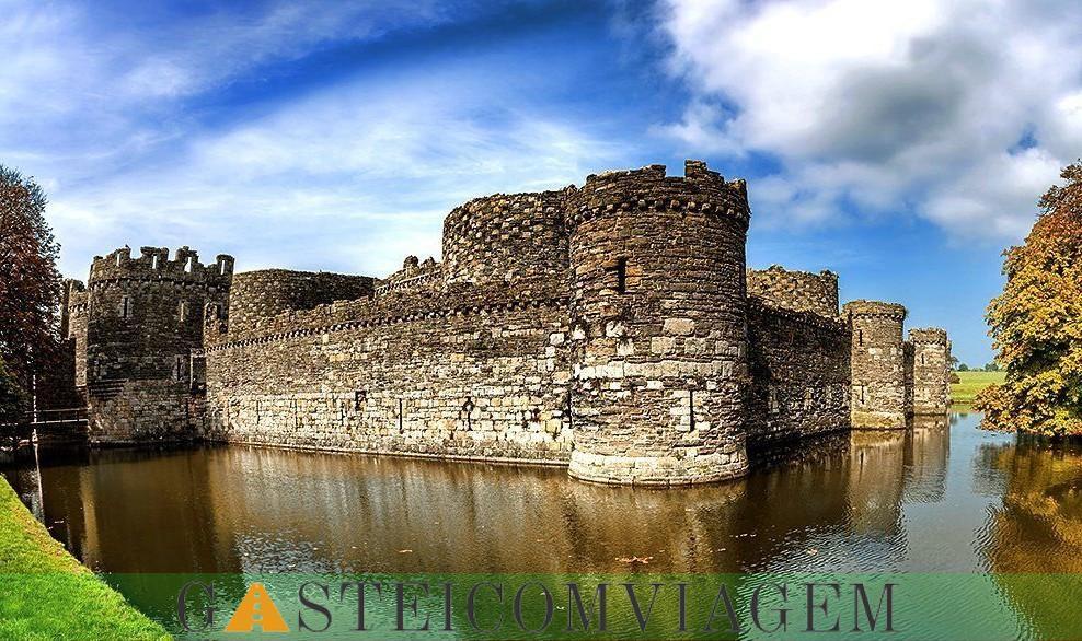 Beaumaris Castelo