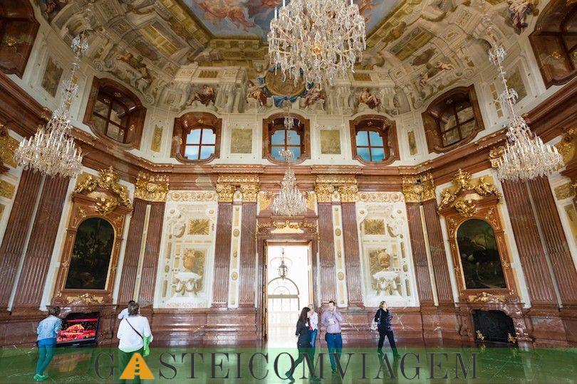 belvedere museu palácio