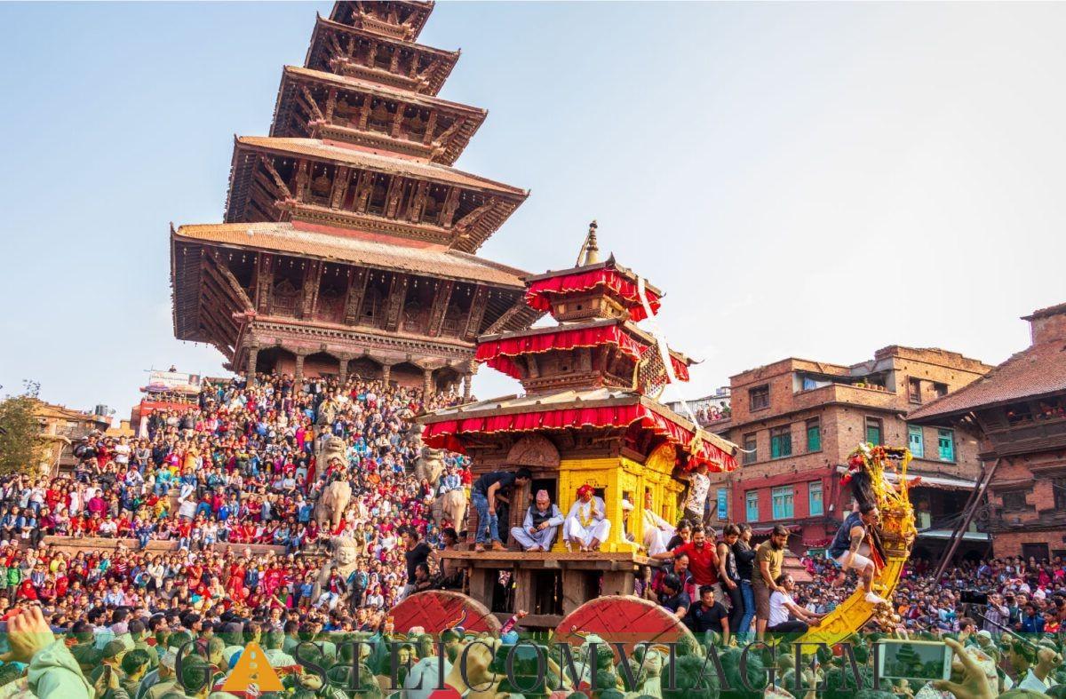 Bhaktapur Bisket Jatra