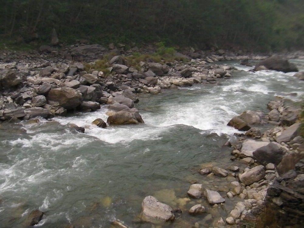 Bhote Koshi destino