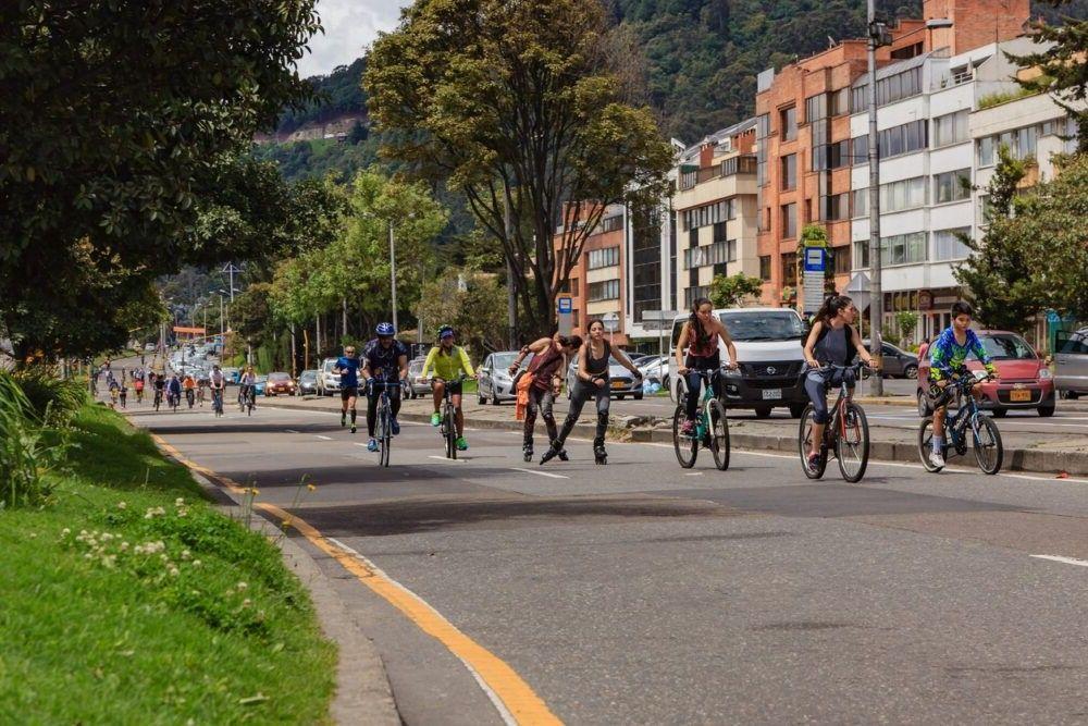 Bogotá Ciclovia
