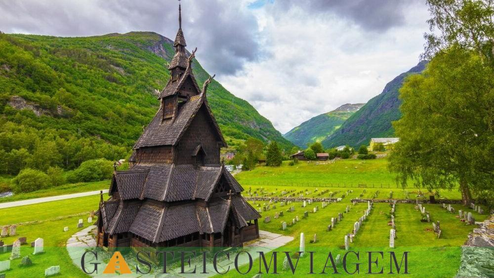 Borgund Stave Igreja
