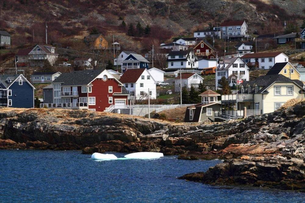 Brigus Terra Nova e Labrador