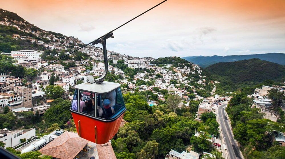 Cable Car Taxco
