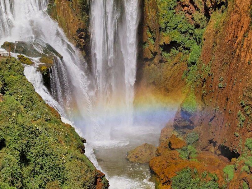 cachoeiras d ouzoud