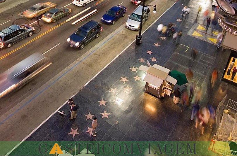 Calçada da Fama de Hollywood