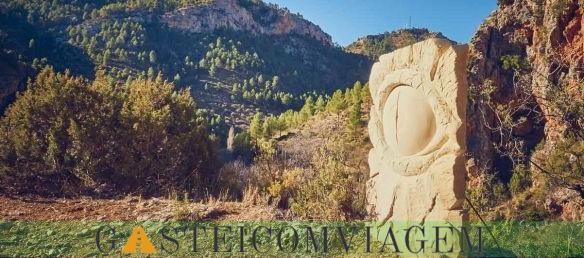 Caminho das estátuas