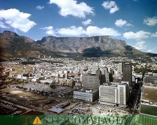 Cape Town África do Sul