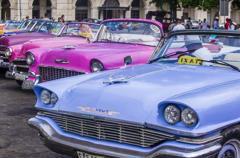 carros clássicos americanos