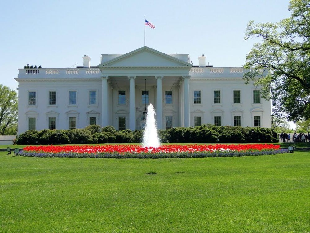 Casa Branca em Washington DC