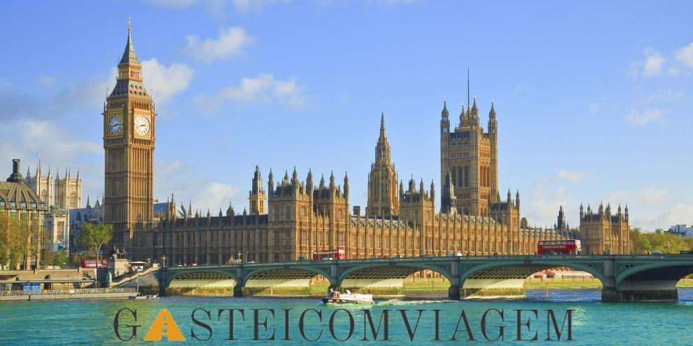 Casas do Parlamento Big Ben