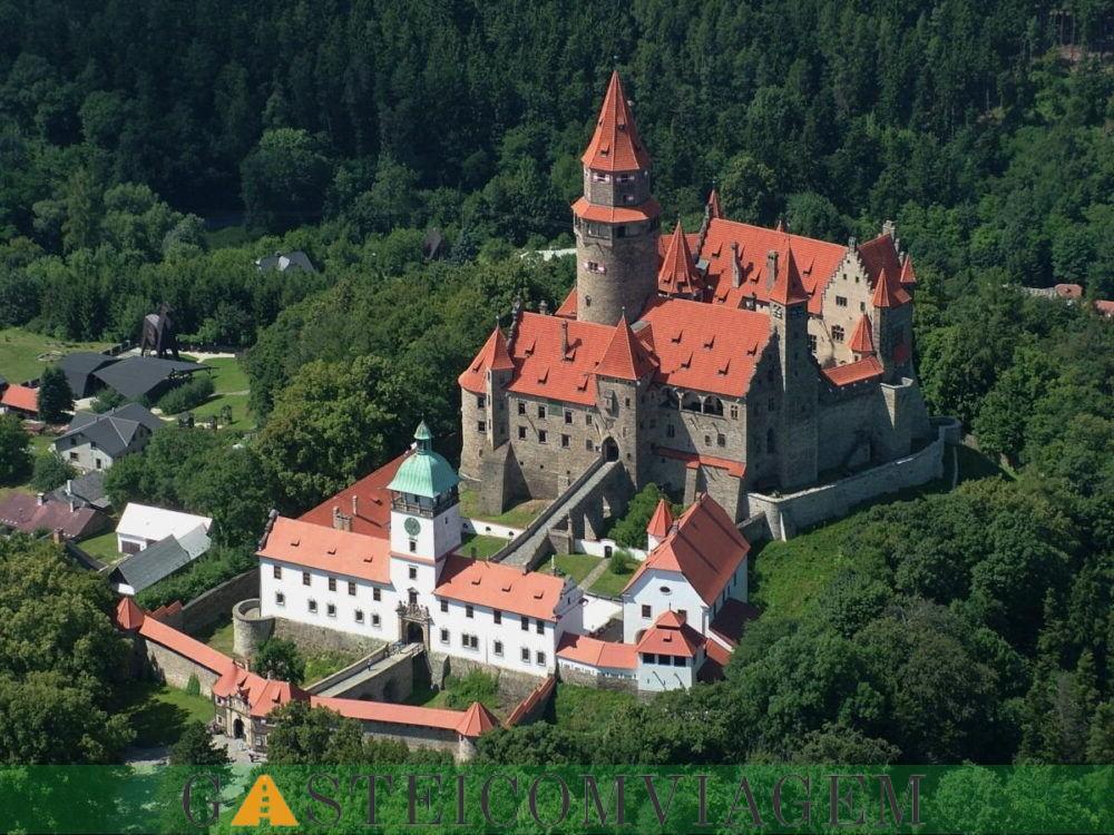 Castelo Bouzov