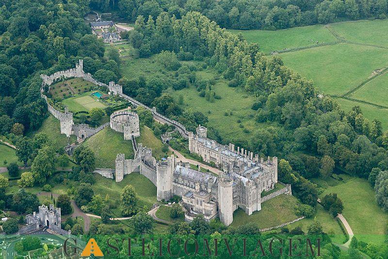 castelo de Arundel