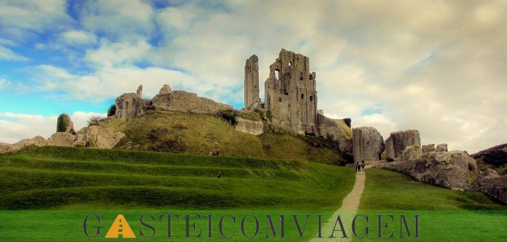 Castelo de Corfe