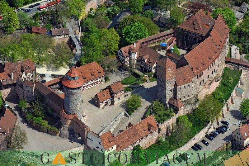 Castelo de Nuremberg