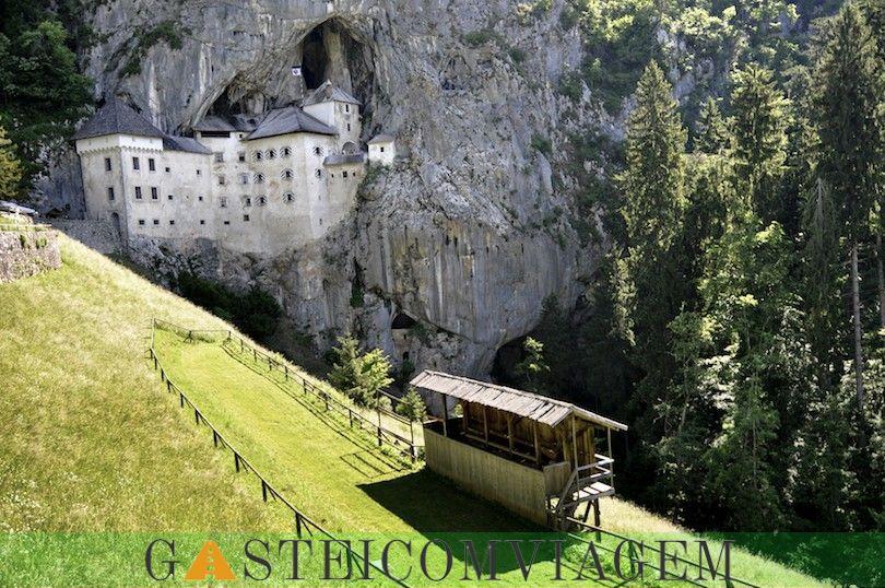 castelo de Predjama