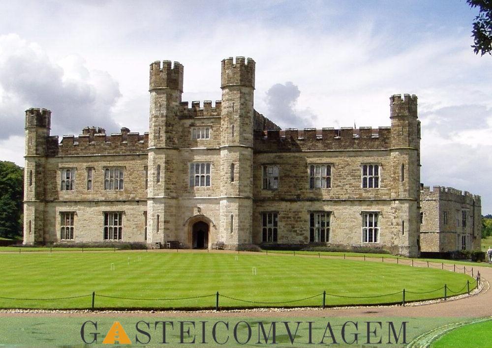 castelo destino Leeds