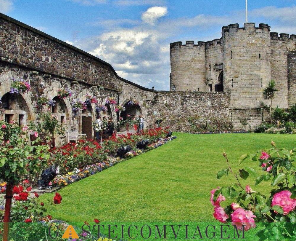 castelo destino Stirling
